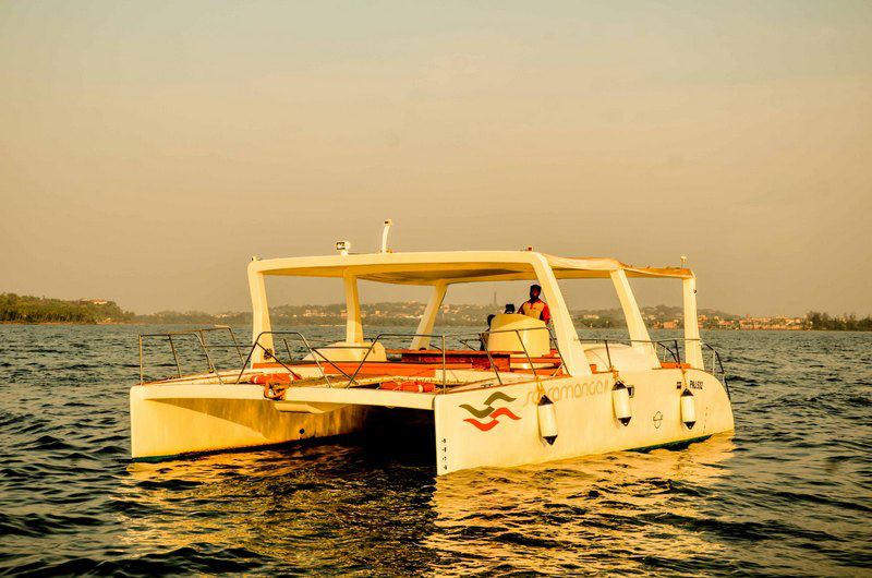 luxury boat party in goa