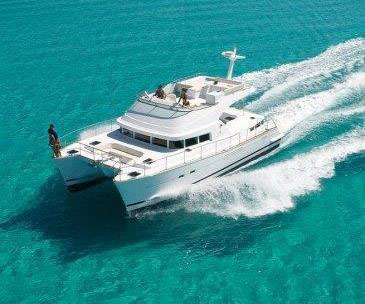 Special Honeymoon yacht available