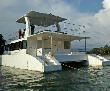 Wide range of yachts available on rent in Goa